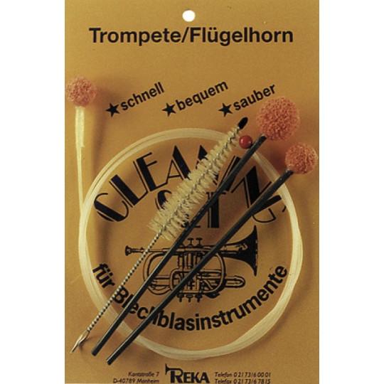 Reka Sady pro údržbu Plechové dechové nástroje Trumpeta/Křídlovka/Kornet