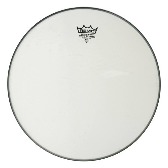 "Remo Diplomat Suede 14"" BD-0814-00"