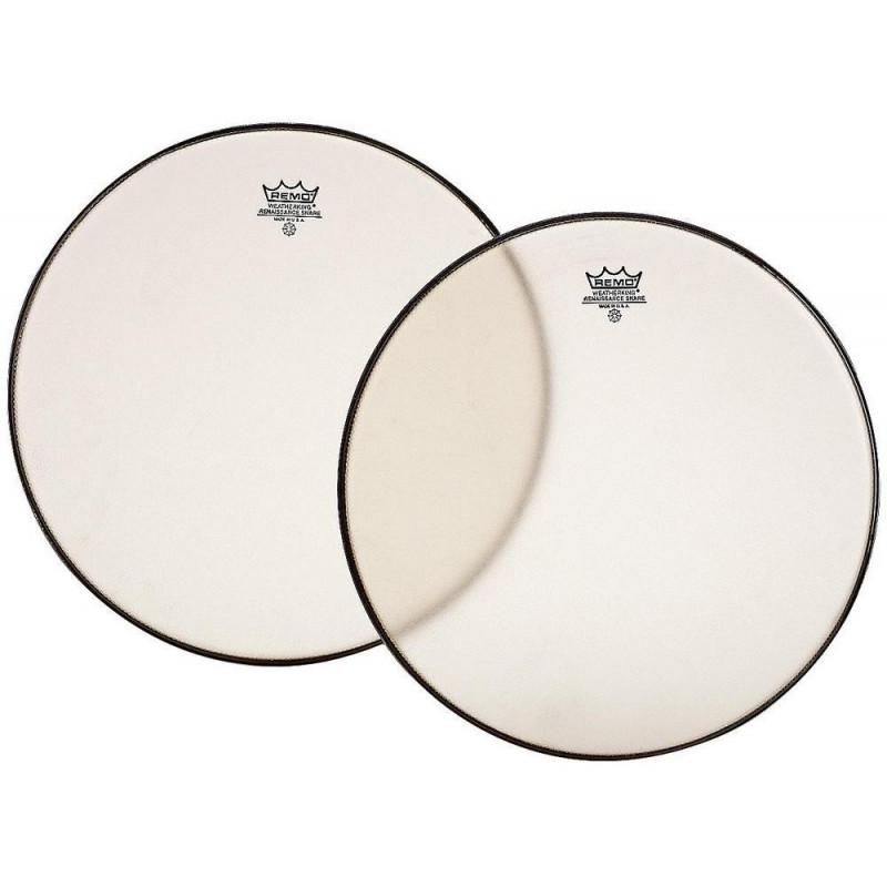 "Remo Ambassador Renaissance Snare drum Resonanz 13"" SA-0013-SS"