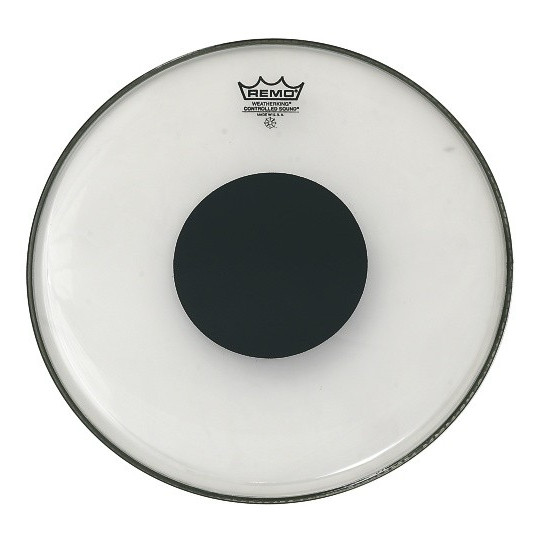 "Remo CS Ambassador Transparent 15"" CS-0315-10"