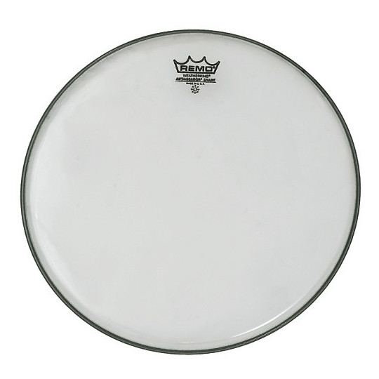 """Remo Ambassador Snare drum Resonanz, transparentní 10"""" SA-0110-00"""