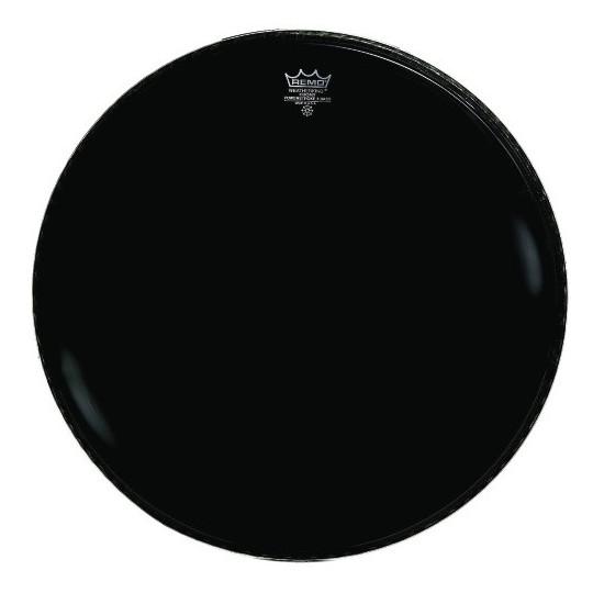 """Remo Powerstroke 3 Ebony Bass drum 26"""" P3-1026-ES"""