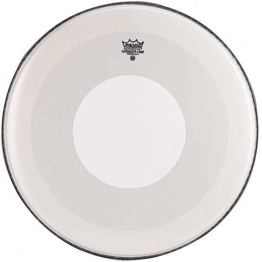 "Remo Powerstroke 4 Bílá, bass drum 26"" P4-1226-C0"