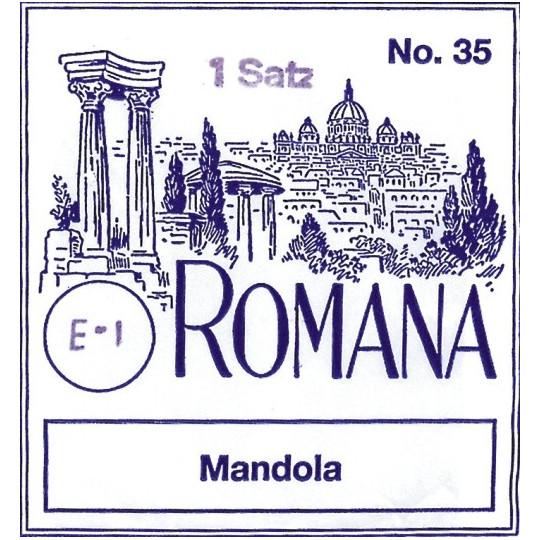 Romana struny pro Mandolu Sada
