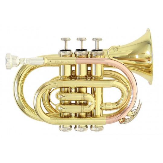 Bb – kapesní trumpeta Roy Benson PT-101 PT-101