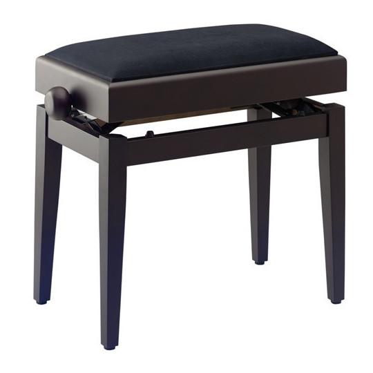 Stagg PB55 EBM VBK Stolička ke klavíru s úložným prostorem
