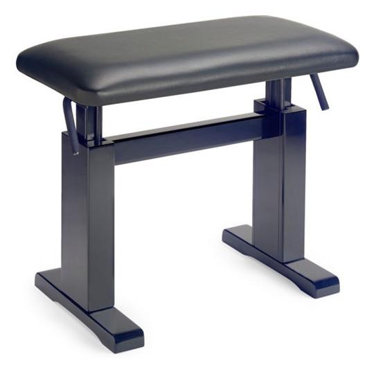Stagg PBH 780 BKM LBK Hydraulická klavírní stolička