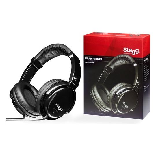 Stagg SHP-5000H Luxusní stereo sluchátka