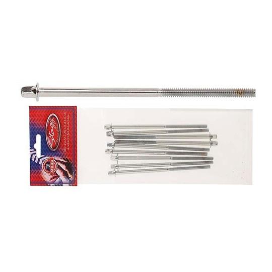 Stagg 4I-HP Napínací šrouby pro bas. buben 10 ks