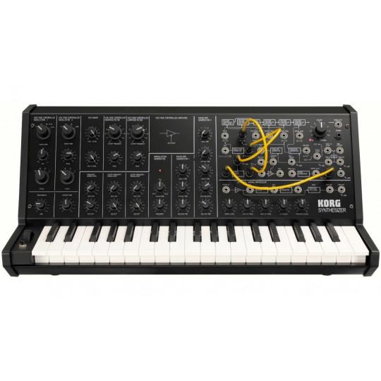 KORG MS-20 mini - jednohlasý analogový syntezátor