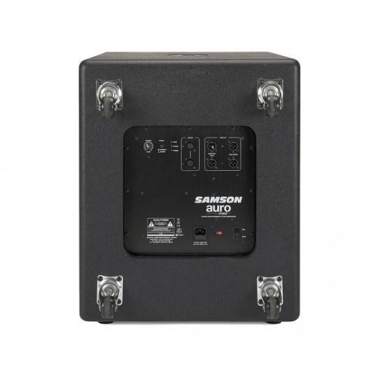 Samson D1800 - aktivní subbas, 500W