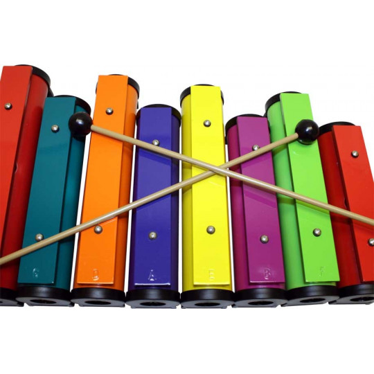 BOOMWHACKERS Chroma-Notes™ Resonator Bells (CN2125)