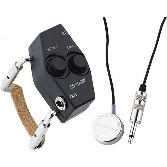 SHADOW SH 3000 - houslový snímač s ovládáním hlasitosti
