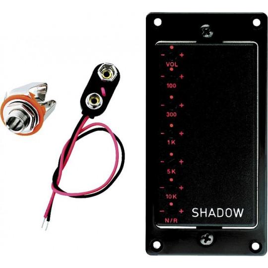 SHADOW SH EQ5 - aktivní humbucker s 5-pásmovým EQ pro elektrickou kytaru