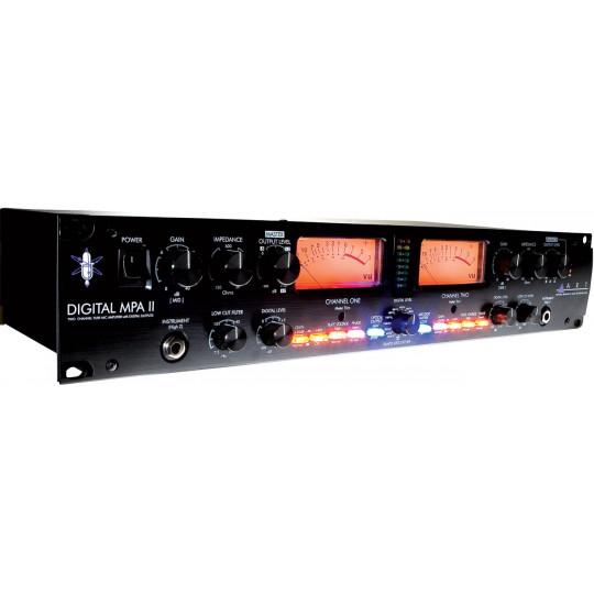 ART DIGITAL MPA II - mikrofonní předzesilovač s digitálními výstupy