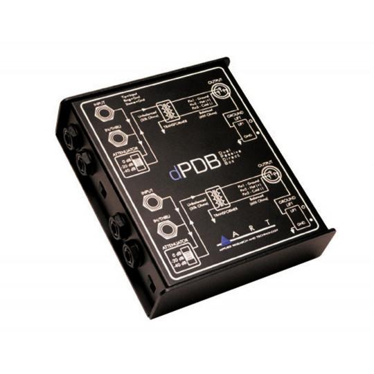 ART dPDB - duální pasivní direct box