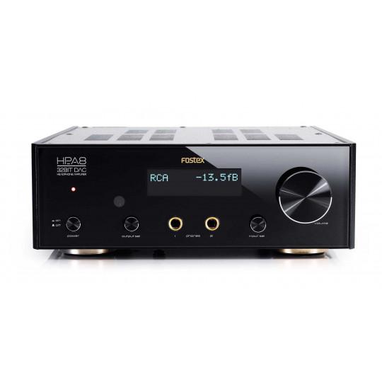 FOSTEX HP-A8C - sluchátkový zesilovač