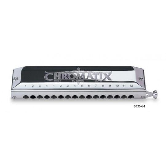SUZUKI SCX-48 Chromatix D