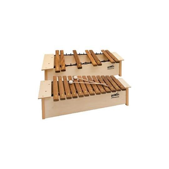 GOLDON - Altový xylofon - chromatický (10219)
