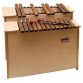 GOLDON - Basový xylofon - chromatický (10229)