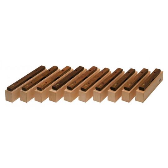 GOLDON - set 10-ti xylofonových kamenů - altových (10617)