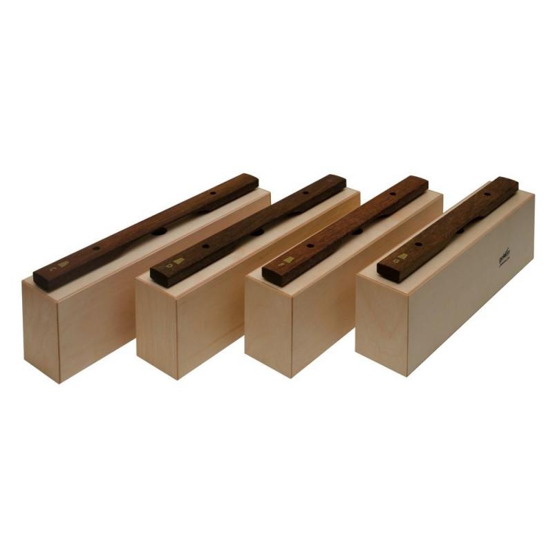 GOLDON - set 4 xylofonových kamenů - basových (10625)
