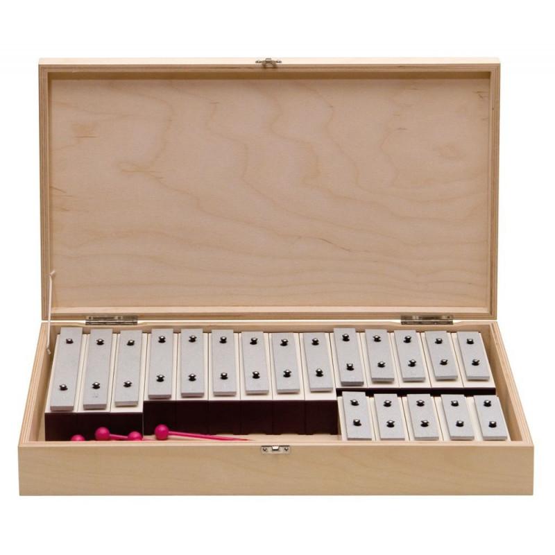 GOLDON - kameny metalofonu zvlášť - dřevo (11619)