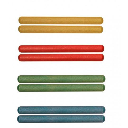 GOLDON - ozvučná dřívka barevná (33012-33018)