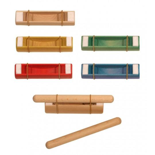 GOLDON - držák na ozvučná dřívka - různé barvy (33090-33098)