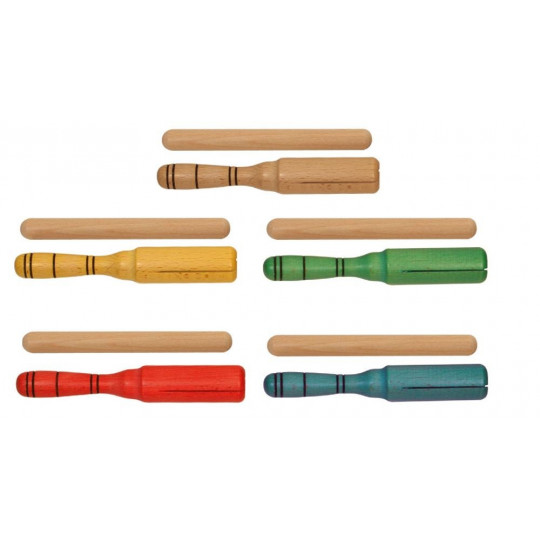 GOLDON - jednotónový clave různé barvy (33142-33148)