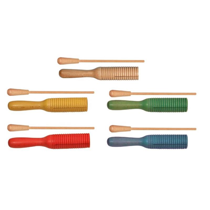 GOLDON - guiro různé barvy (33152-33158)