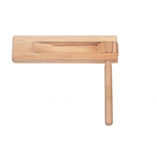 Goldon dřevěná řehtačka