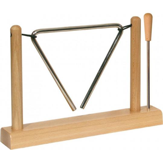 GOLDON - triangl se stojanem - 15cm (33713)