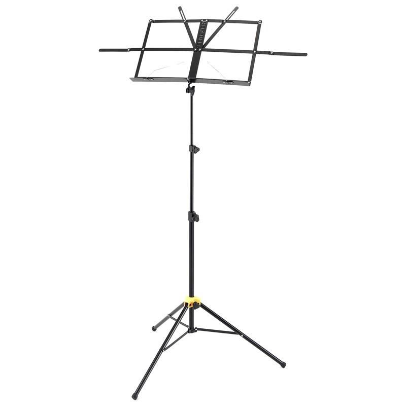 HERCULES BS050B - notový stojan s teleskopickým mechanismem