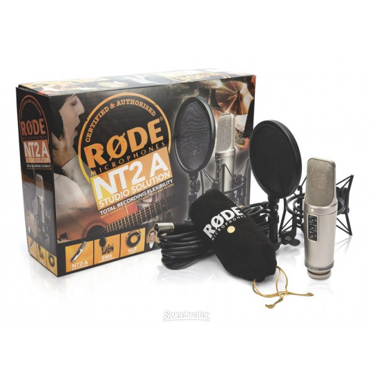 RODE NT2-A Studio Kit