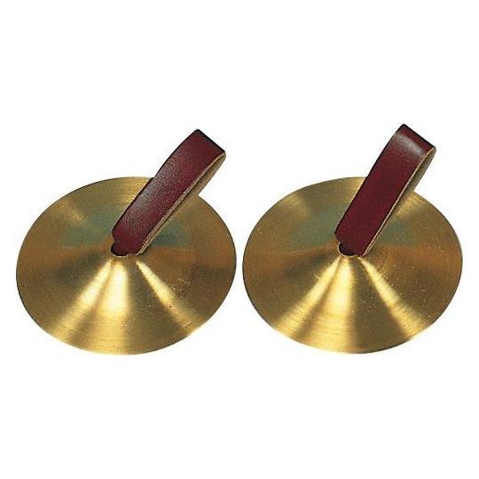 Goldon mosazné prstové činelky