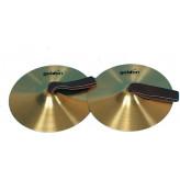 GOLDON - ruční činely 15cm - mosazné (34100)