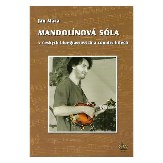 Jan MÁCA: Mandolínová sóla + DVD