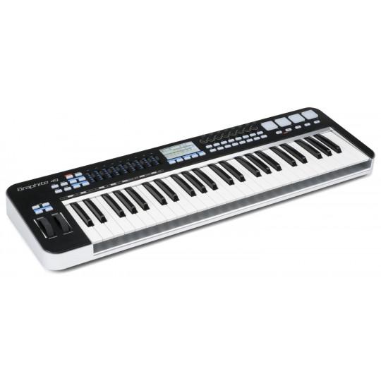 SAMSON Graphite 49 kontroler klaviatura