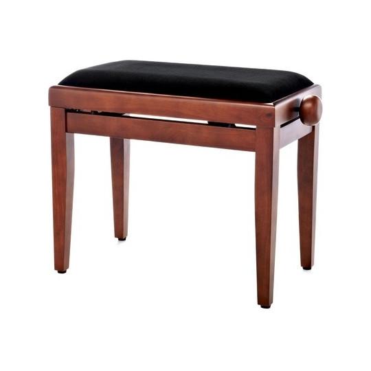 AW Klavírní stolička - ořech