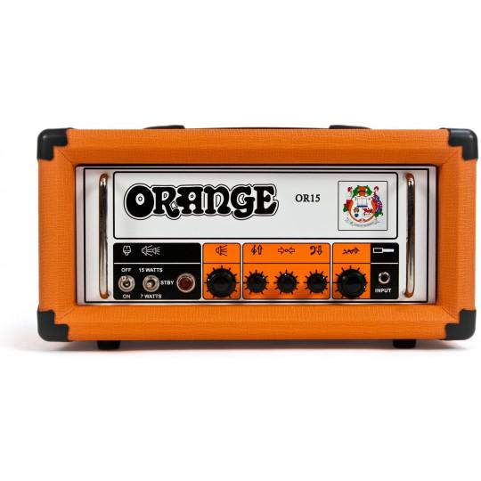 Orange OR15H - lampový kytarový zesilovač