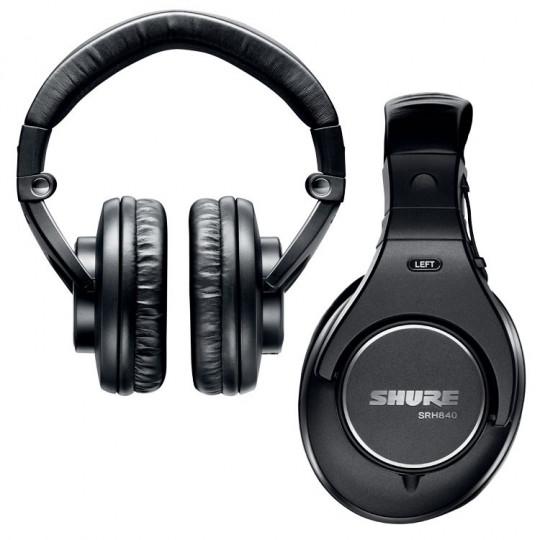 SHURE SRH840 - profesionální referenční sluchátka