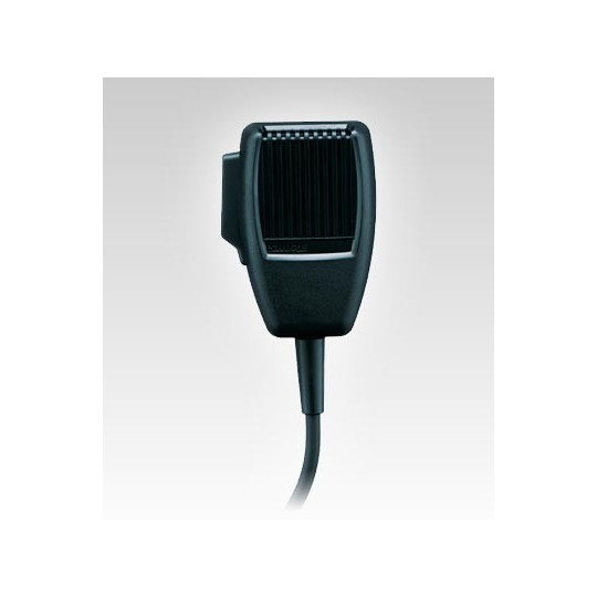 SHURE 596LB - dyn.všesměrový mic, push-to-talk tlačítko