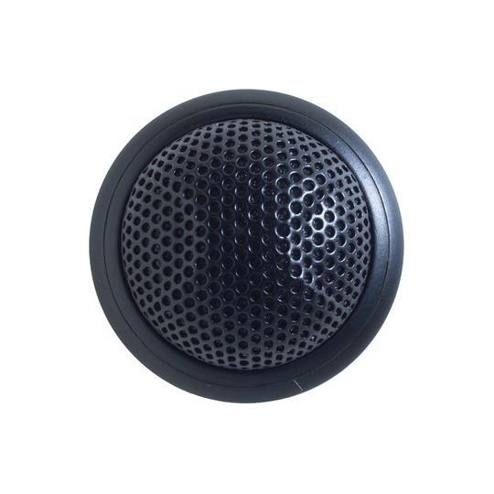 SHURE MX395B/O - boundary mikrofon, kulová charakteristika (černá)