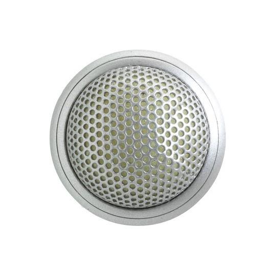 SHURE MX395AL/O - boundary mikrofon, kulová charakteristika (aluminium)
