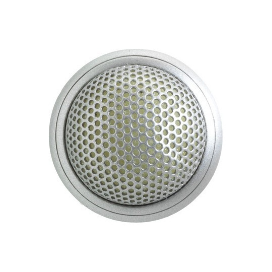 SHURE MX395AL/C - boundary mikrofon, kardioda, 3pin XLR (aluminium)