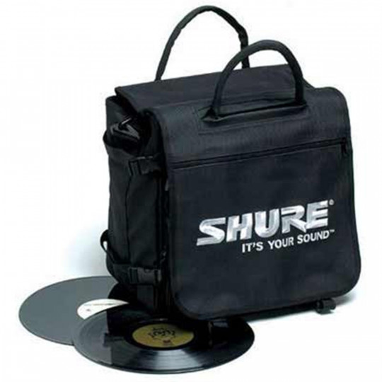 SHURE MRB - nylonová taška na 50ks LP desek