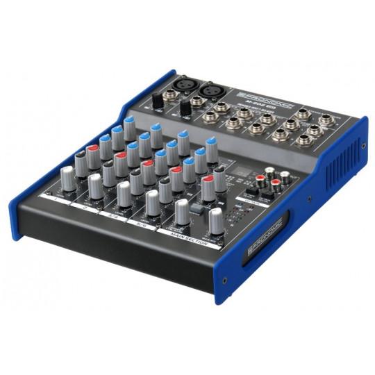 Pronomic M-602UD USB - mixážní pult s efekty