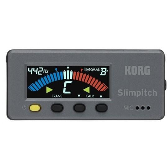 KORG Slimpitch - Kompaktní chromatická ladička