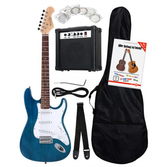 RocktileBanger'sPack BLUE - kytarový set